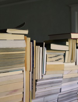 Milena Korolczuk, Barykada, 50 x 38 cm, 2012, wydruk atramentowy na papierze bawełnianym, ed. 10 + 2 AP