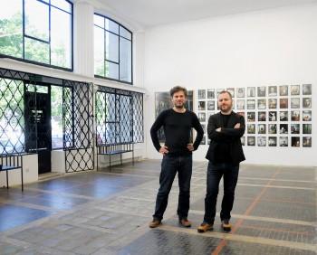 Łukasz Gorczyca and Michał Kaczyński at Raster gallery, 2012