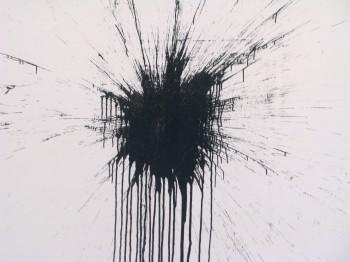 Oskar Dawicki, Bez tytułu, 2014, farba akrylowa