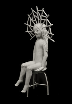 Franciszka 2021, 73x162x53 cm, 2015