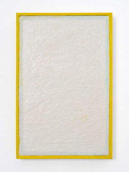 Untitled, 2017, oil on linen, 26,5 x 17,5 cm
