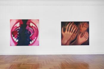 widok wystawy: Der Katalysator. Joseph Beuys und Demokratie heute, Museum Morsbroich